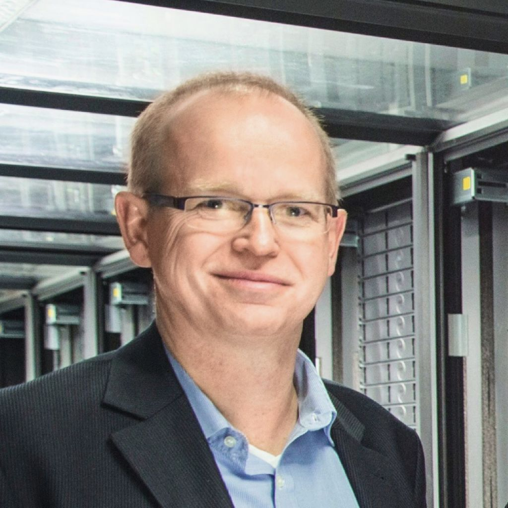 IT-Sicherheit bei EOS: Gunnar Woitack, Chief Information Security Officer bei EOS Technology Solutions.