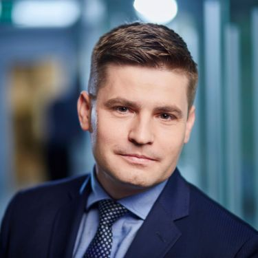 International debt purchasing: Dariusz Petynka, CEO of EOS in Poland.