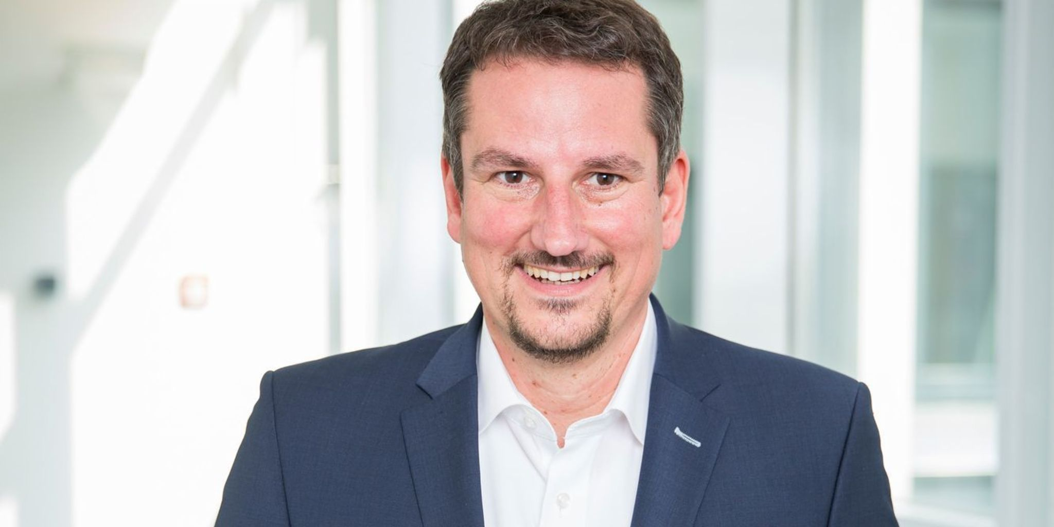 Joachim Göller, Leiter des Center of Analytics der EOS Gruppe