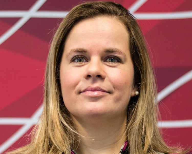 Ana Duarte Esteves, Chief Legal Operations bei ServDebt.